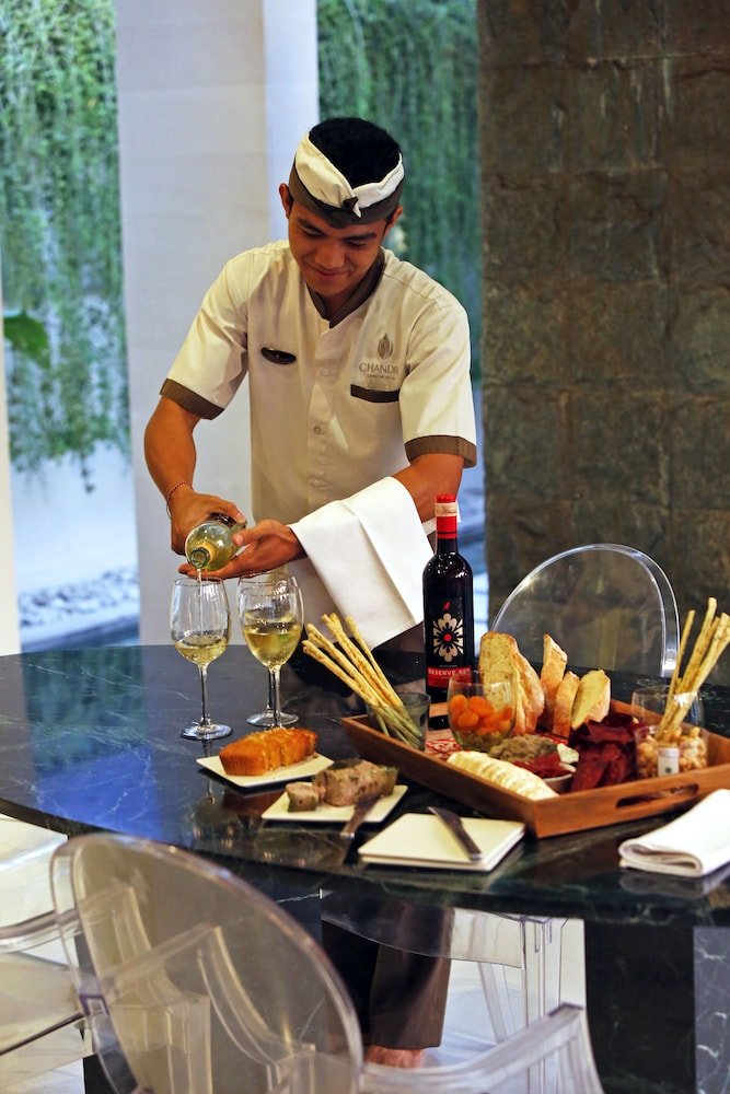 Room Service - Dining, Chandra Bali Villas