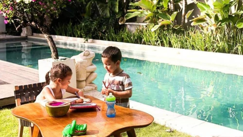 Children's Activities, Chandra Bali Villas