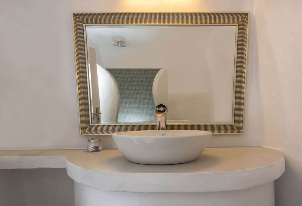 Bathroom Sink, Caldera Premium Villas-Adults Only
