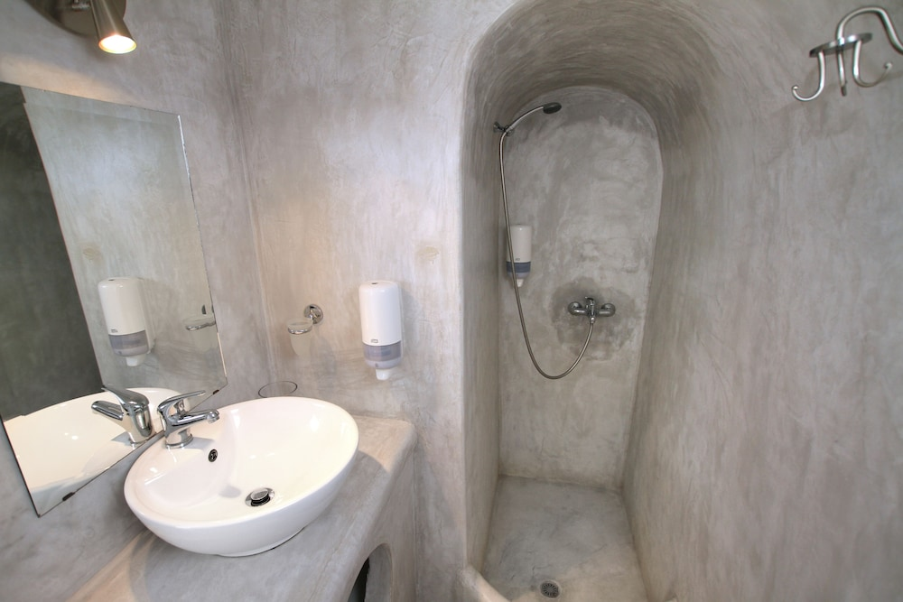 Bathroom, Caldera Premium Villas-Adults Only