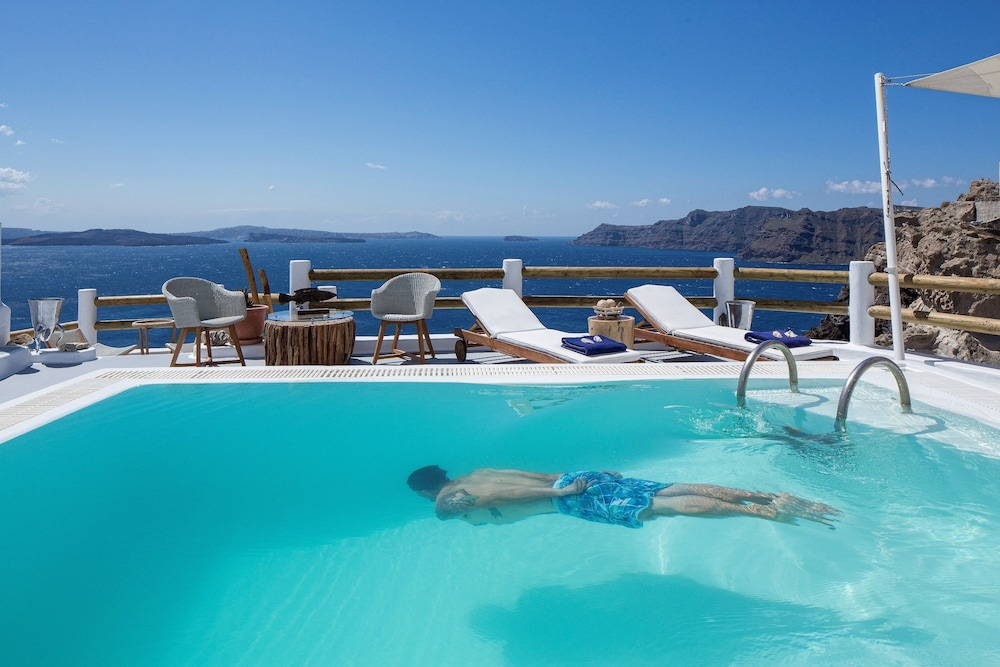 Outdoor Pool, Caldera Premium Villas-Adults Only