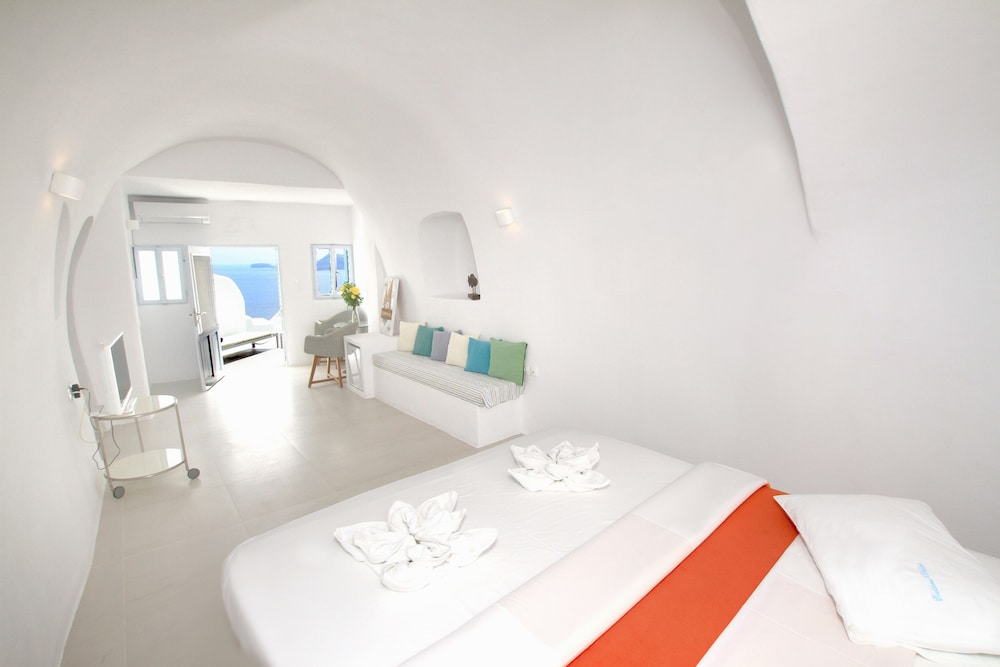 Room, Caldera Premium Villas-Adults Only
