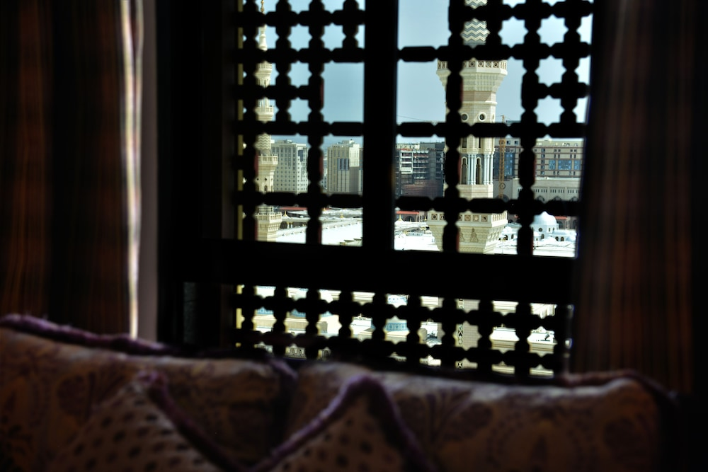 View from Property, Taiba Arac Suites