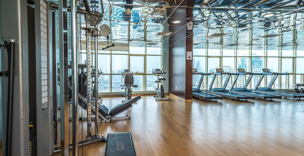 Gym, First Central Hotel Suites