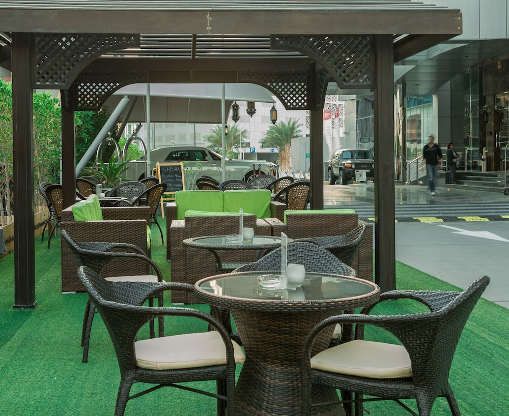 Terrace/Patio, First Central Hotel Suites