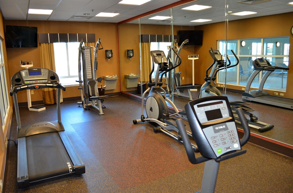 Fitness Facility, Holiday Inn Express Hotel & Suites Smithfield - Selma I -95