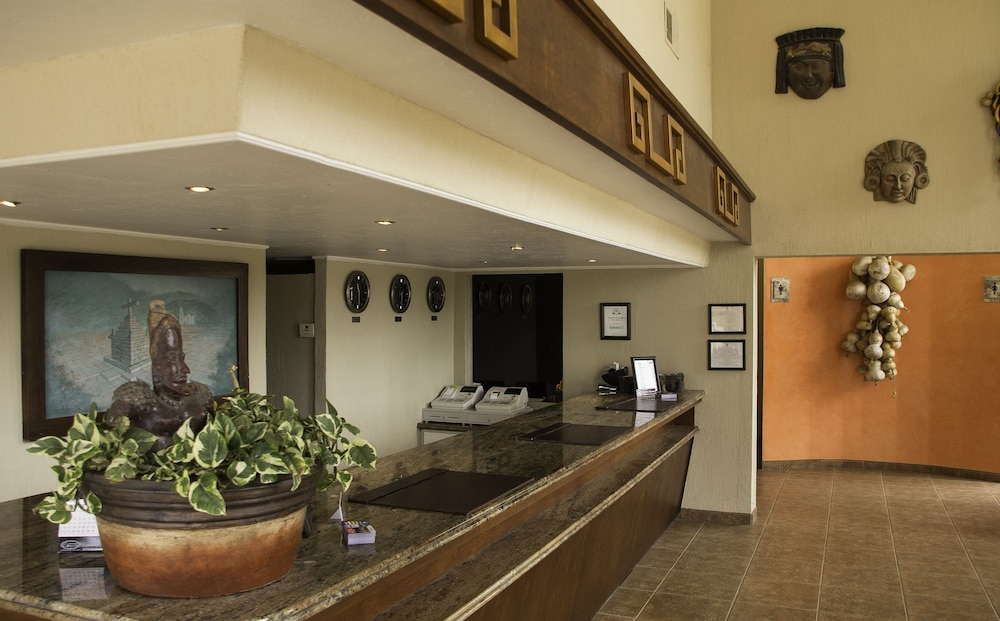 Interior Entrance, Estero Beach Hotel & Resort