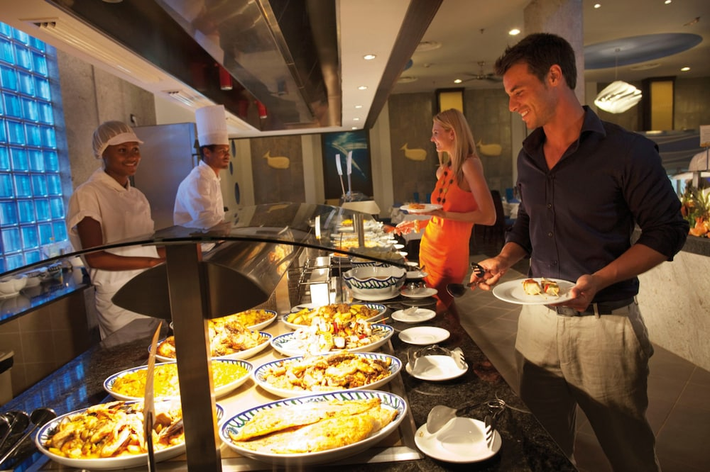 Buffet, Hotel Riu Touareg - All Inclusive