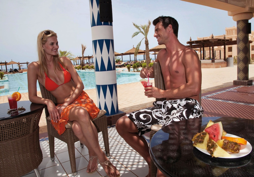 Poolside Bar, Hotel Riu Touareg - All Inclusive