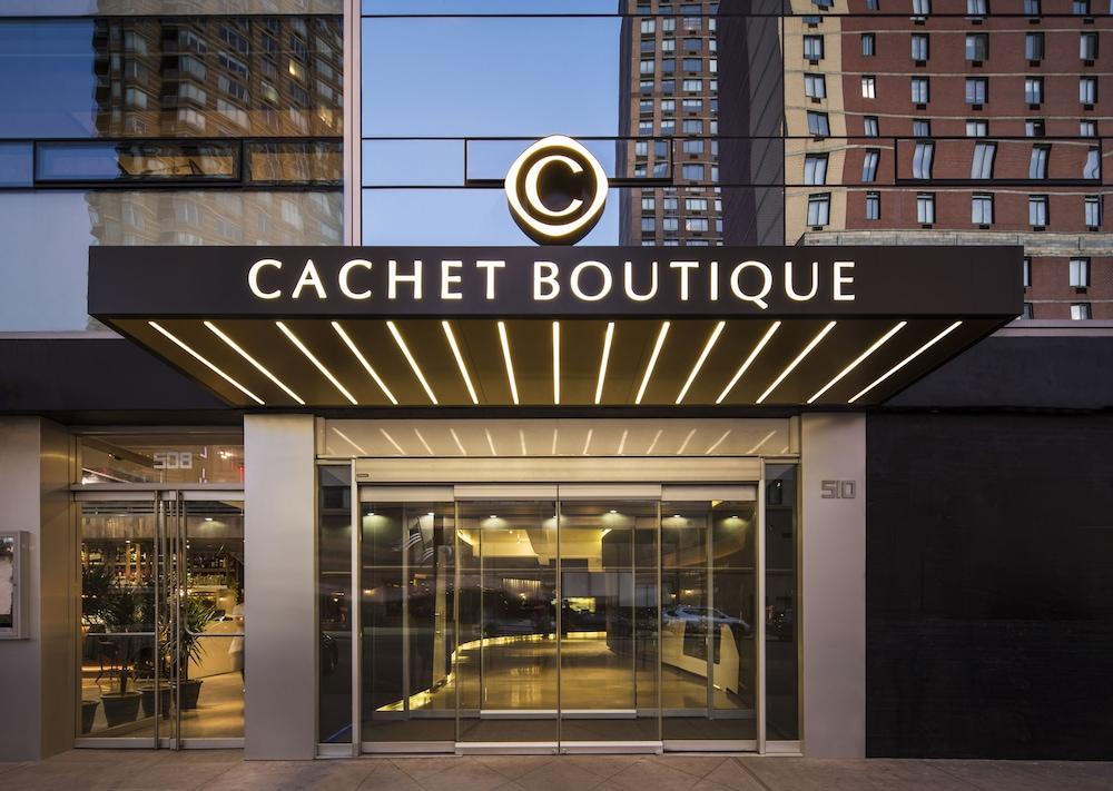 Cachet Boutique Hotel New York Ny