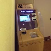 ホテルのインテリア