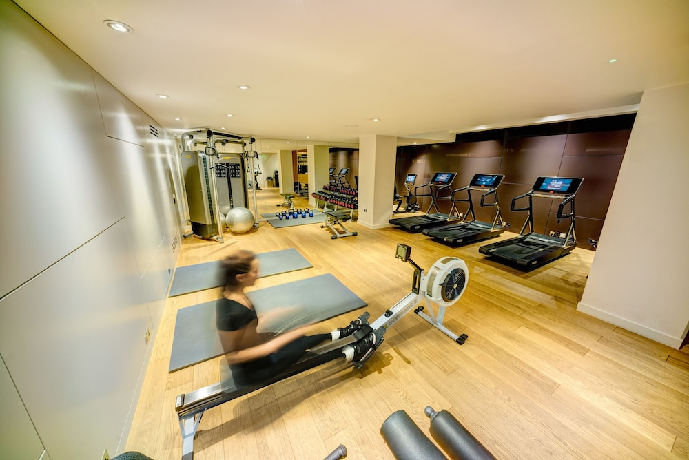 Fitness Facility, Apex Temple Court Hotel