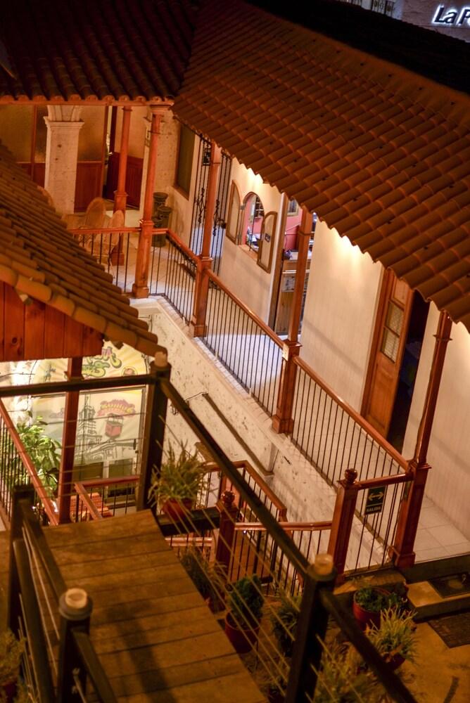Le Foyer Hotel Arequipa : Le foyer hostel arequipa perú expedia