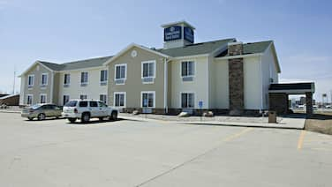 Cobblestone Inn & Suites - Langdon