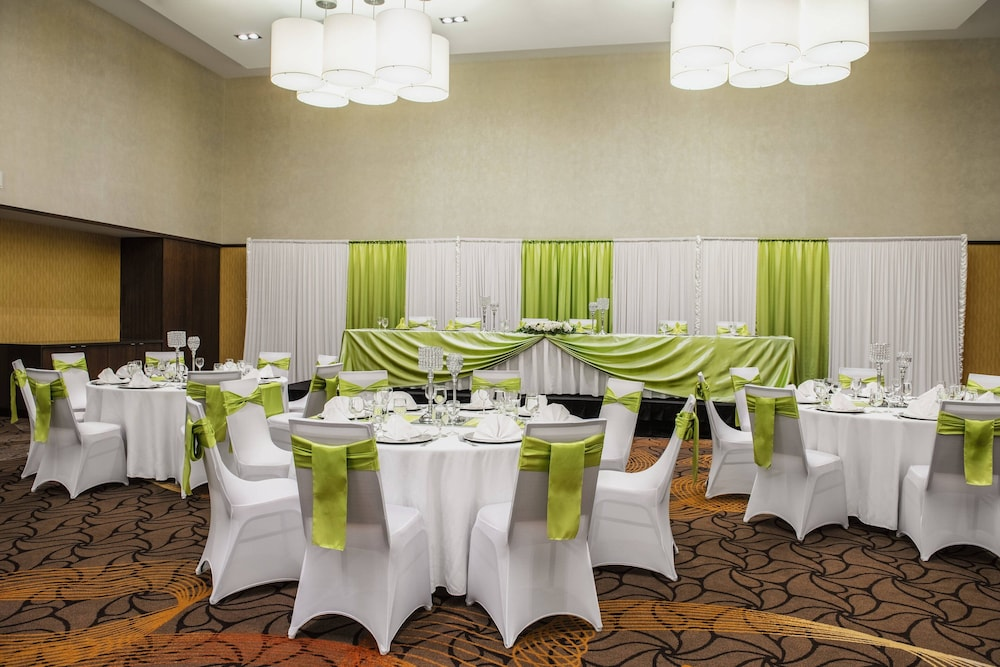 Ballroom, Courtyard by Marriott Calgary Airport