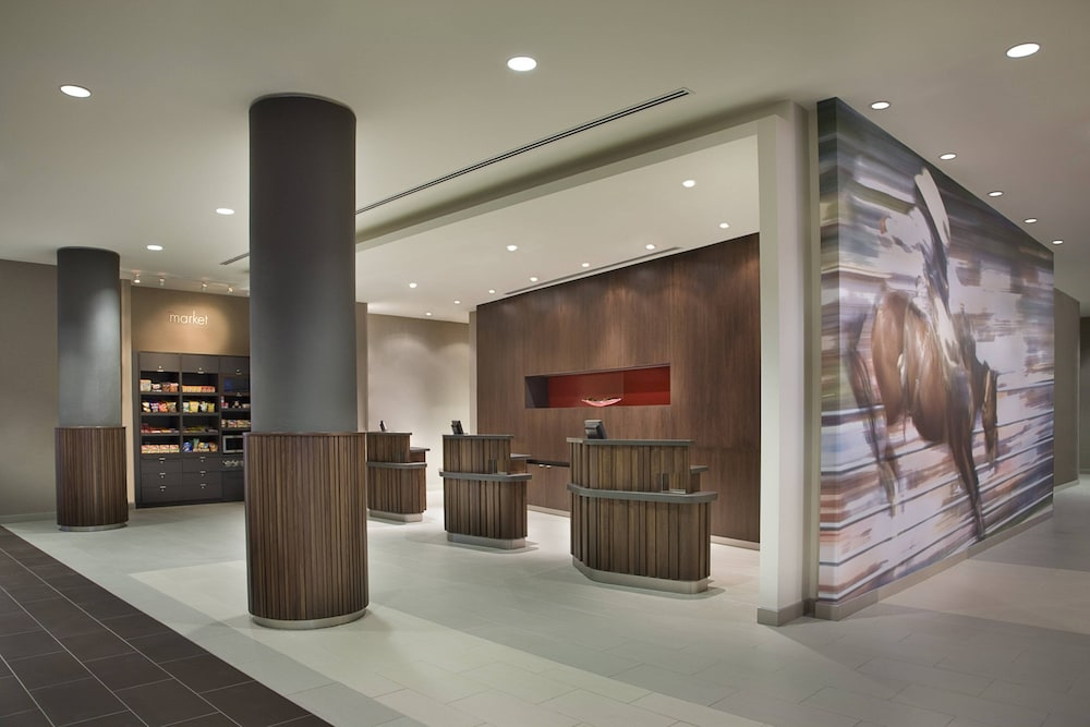 Interior, Courtyard by Marriott Calgary Airport