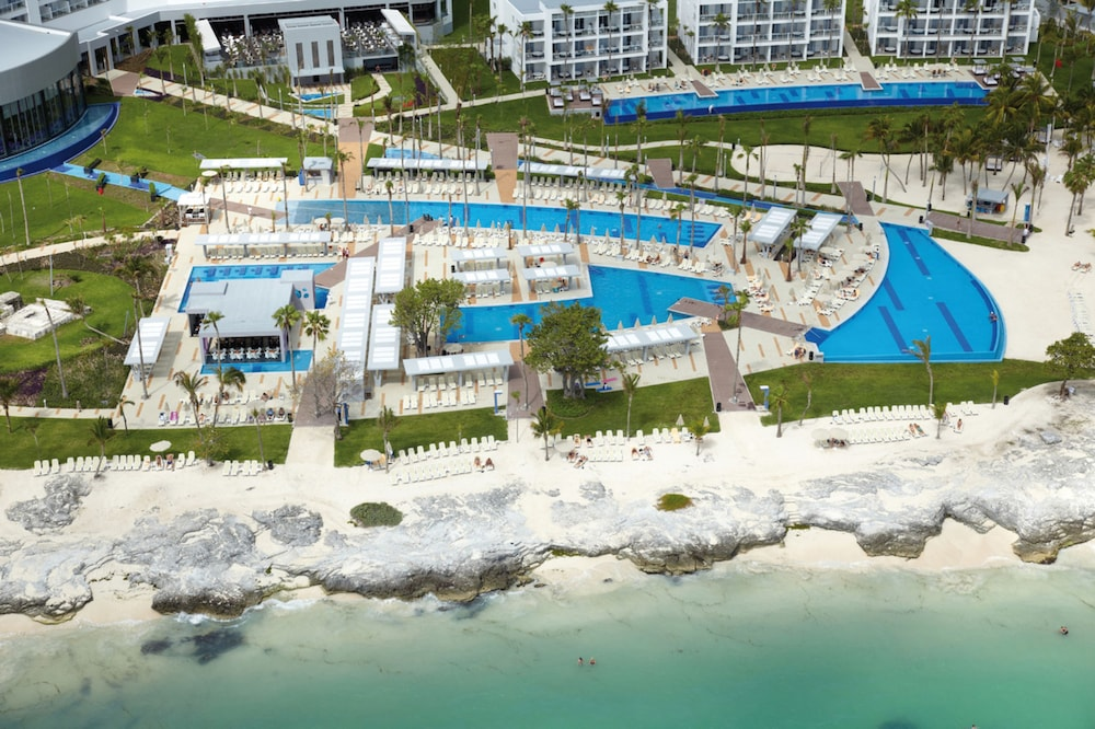 Riu Palace Peninsula All Inclusive In Cancun Hotel Rates Reviews