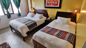 Down duvet, pillow top beds, in-room safe, individually furnished
