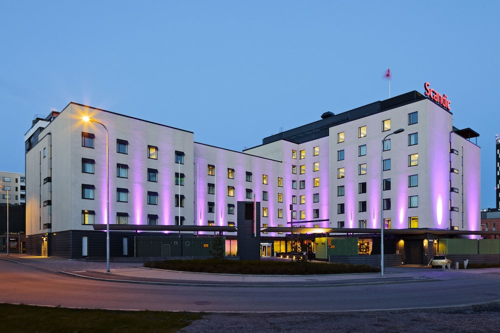 Scandic Tampere Station - Reviews, Photos & Rates - ebookers.com