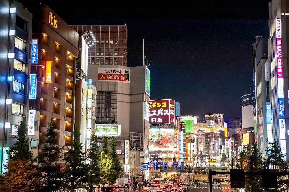 Hotel Ibis Tokyo Shinjuku Tokyo Japan