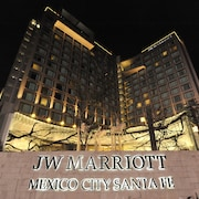 JW Marriott Hotel Mexico City Santa Fe
