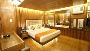 미니바, 각각 다른 스타일의 객실, 각각 다르게 가구가 비치된 객실, 책상