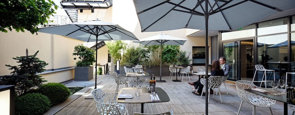 Exterior, Courtyard by Marriott Paris Boulogne