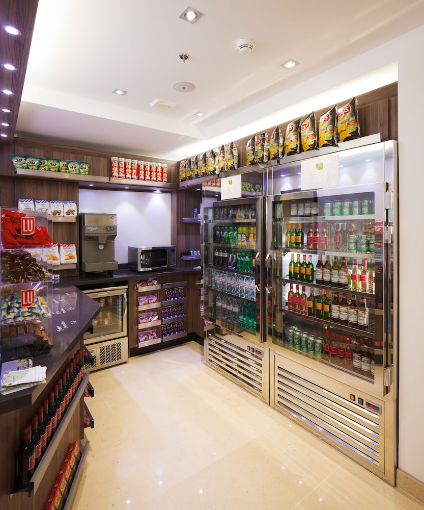 Snack Bar, Courtyard by Marriott Paris Boulogne
