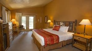 1 bedroom, wheelchair access