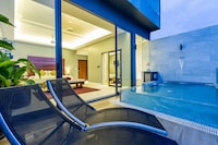 Sky Suite with Plunge Pool