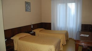 Individually furnished, desk, cribs/infant beds, free WiFi