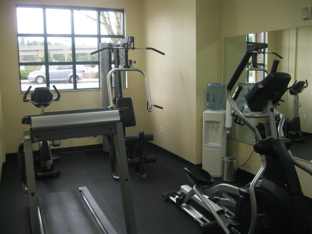 Fitness Facility, Best Western Liberty Inn DuPont