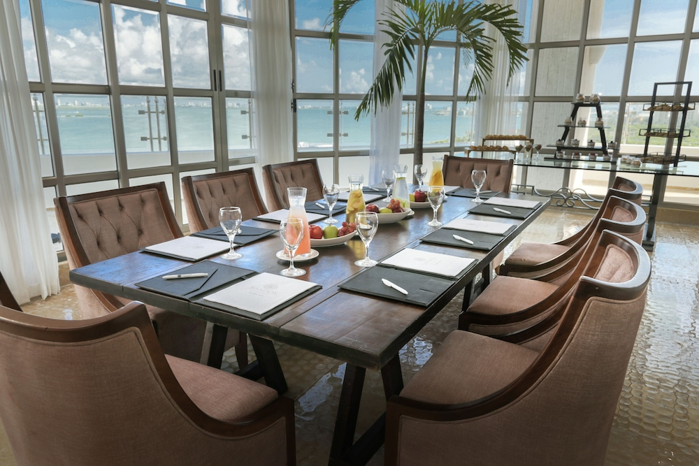 Meeting Facility, Sandos Cancun All Inclusive