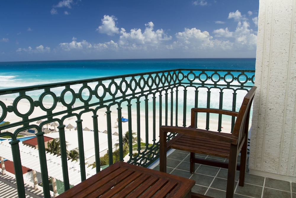 View from Room, Sandos Cancun All Inclusive