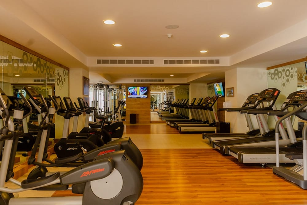 Gym, Secrets Vallarta Bay Puerto Vallarta - All Inclusive