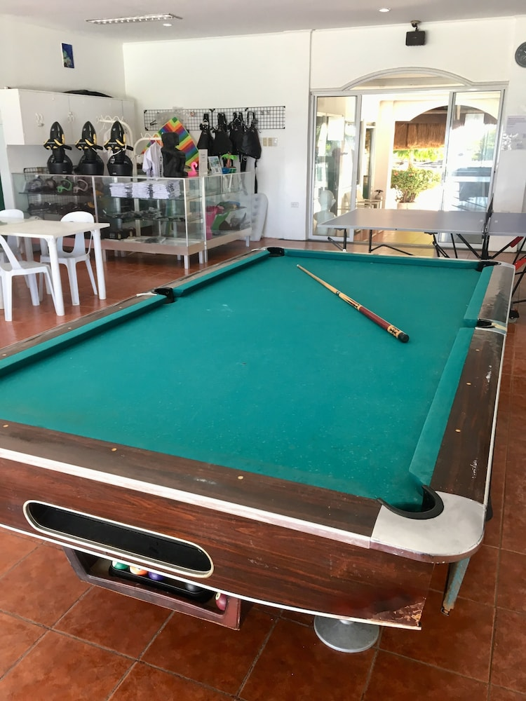 Billiards, Pacific Cebu Resort
