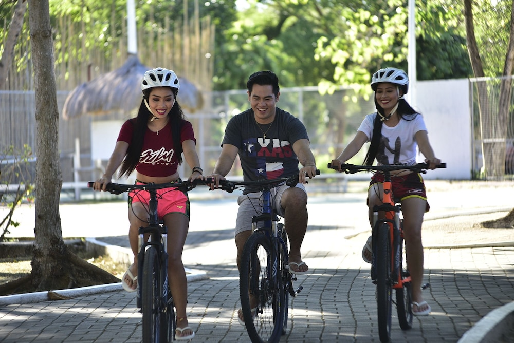 Bicycling, Pacific Cebu Resort