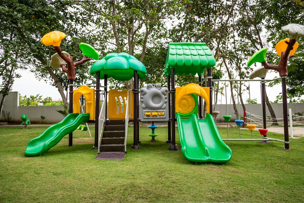 Children's Play Area - Outdoor, Pacific Cebu Resort