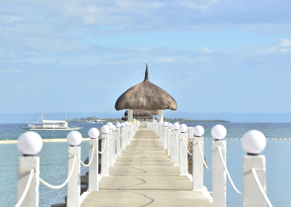 View from Property, Pacific Cebu Resort