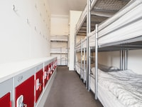 One Bed in a 21 Bed Mixed Dormitory (Triple Bunks)