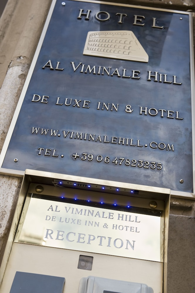 Al Viminale Hill Inn & Hotel Rome, ITA - Best Price