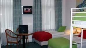 Zimmersafe, individuell eingerichtet, kostenloses WLAN