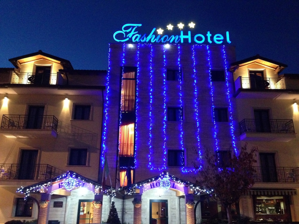 Front of Property - Evening/Night, Fashion Hotel