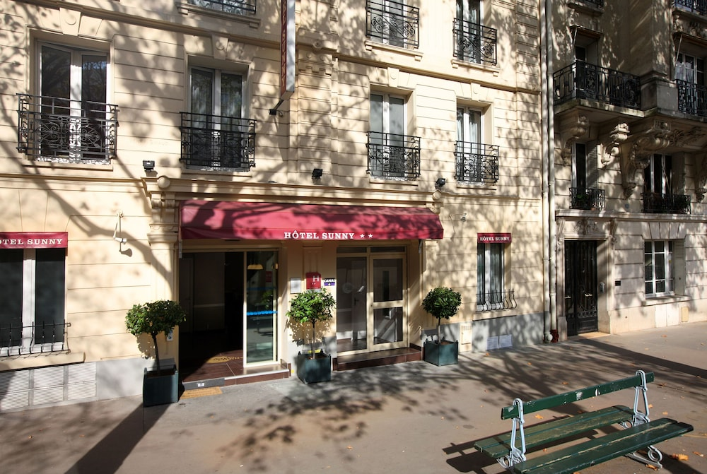 Book h tel sunny paris hotel deals for Deal hotel paris
