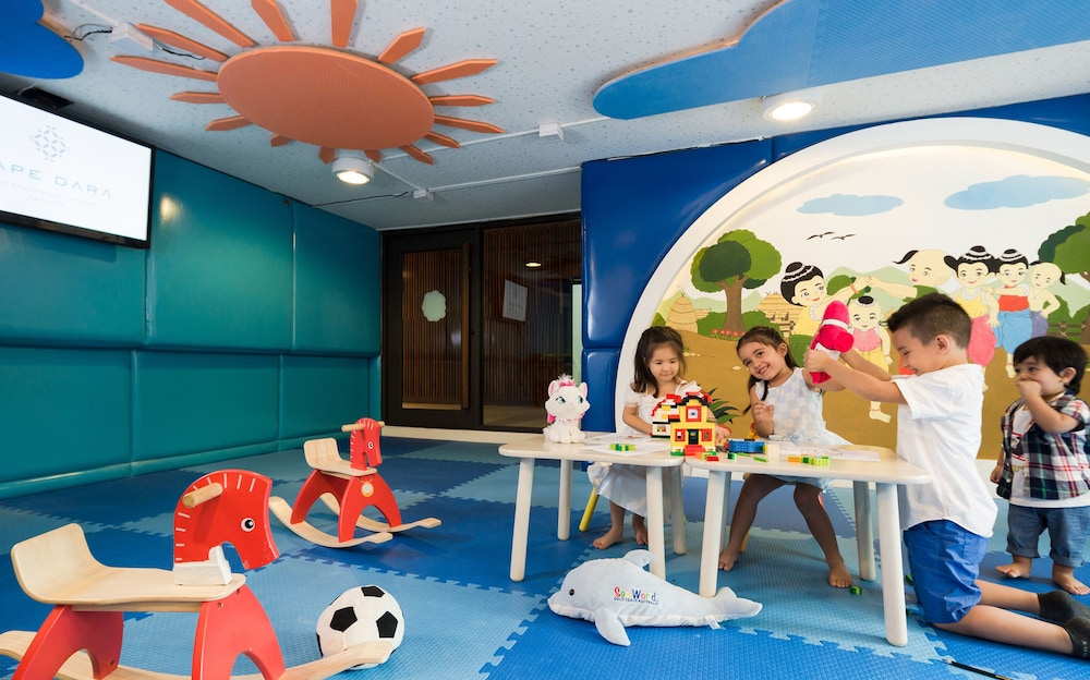 Children's Area, Cape Dara Resort