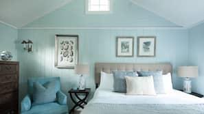 Frette Italian sheets, premium bedding, individually decorated