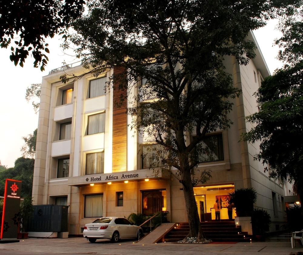 Hotels In Gk New Delhi