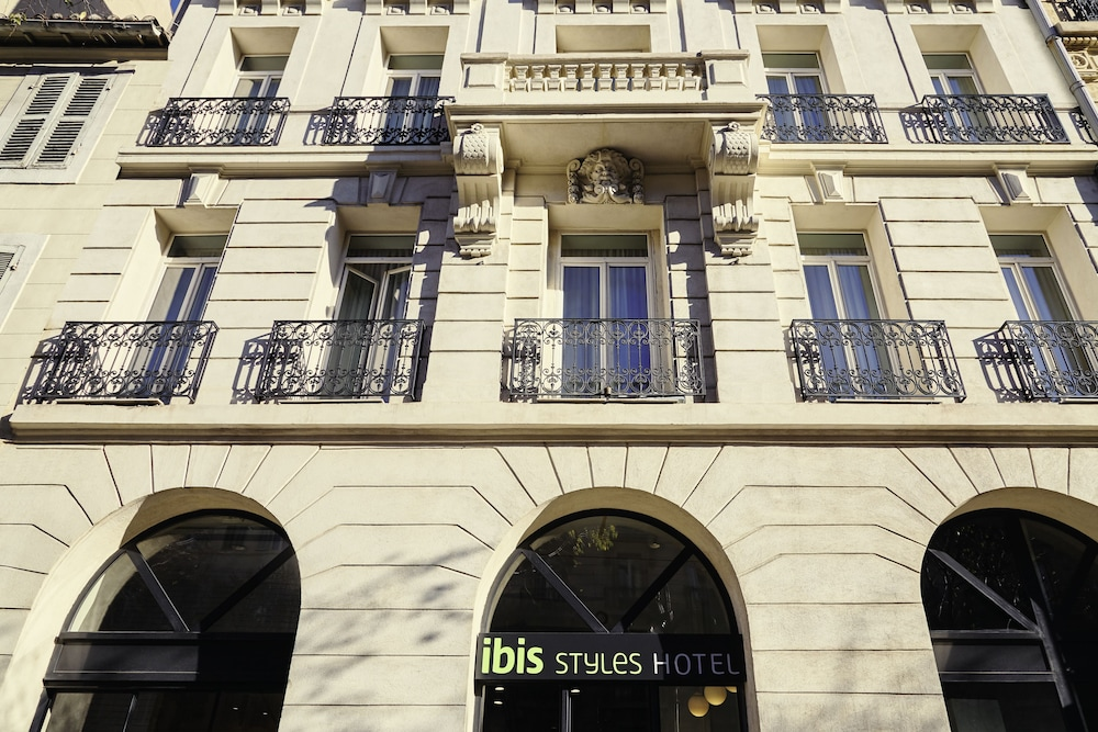 Ibis styles marseille gare saint charles marsiglia francia