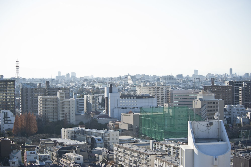 City View from Property, Hotel Princess Garden
