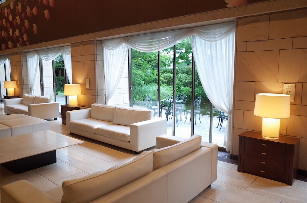 Lobby Sitting Area, Hotel Princess Garden